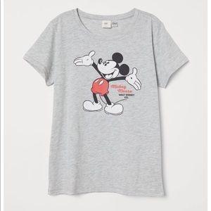 H&M Mickey Tee